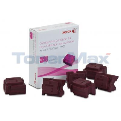 XEROX COLORQUBE 8900 INK MAGENTA